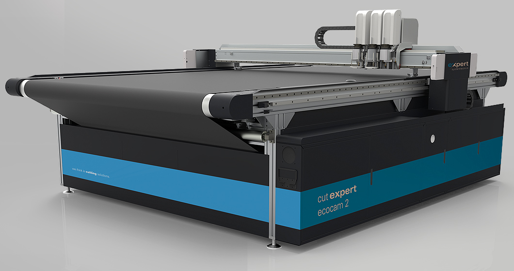 cut expert ecocam 2 cnc-cutter