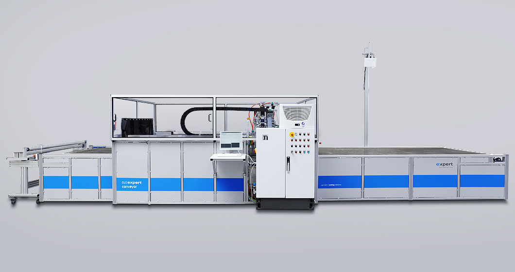 cut expert conveyor Cutting Machine